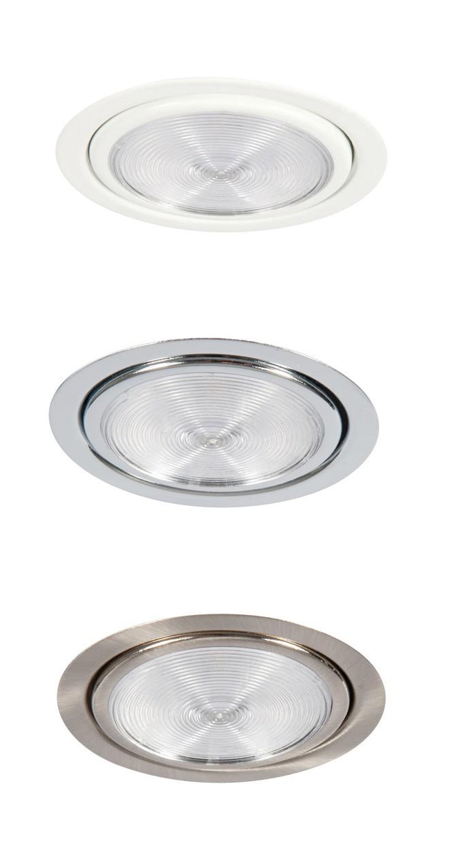 Cabinett Recessed 3W LED SMH Lighting - Din nettbutikk for LED ...