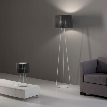 Gulvlamper og bordlamper