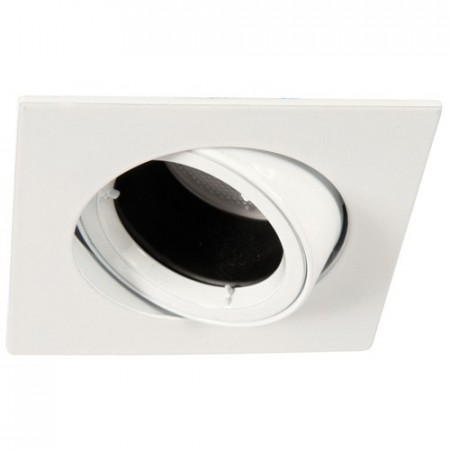 Baffle Square Downlight GU10 IP20 240V