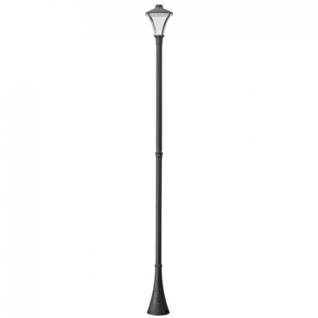 Morphis 1 IP65 240V 24W LED Parkmast Single 3m
