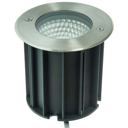 Fuente Round IP67 240V 600 Lumen LED