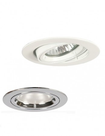 Twist & Lock Downlight GU10 IP20 240V