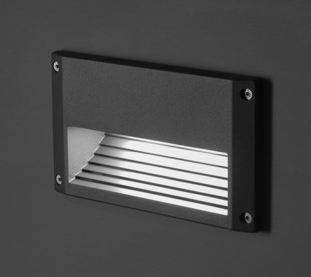 Brick Light Asy IP65 240V 12W LED