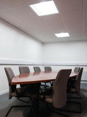 Lamper og paneler