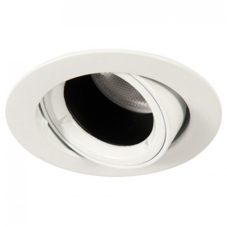 Baffle Round Downlight GU10 IP20 240V